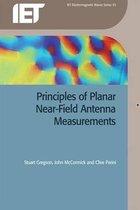 Boek cover Principles of Planar Near-Field Antenna Measurements van Stuart Gregson