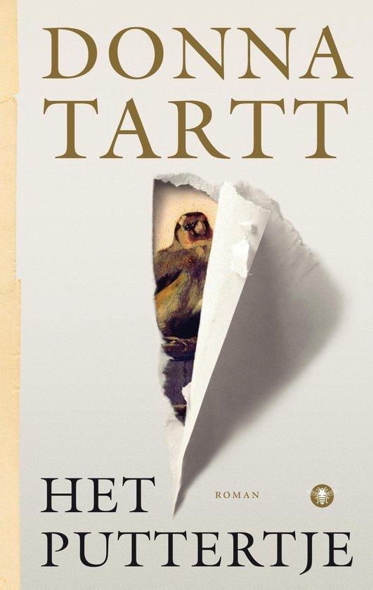 Boek cover Het puttertje van Donna Tartt (Onbekend)