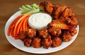 The Chicken Wing Cookbook - 64 Recipes