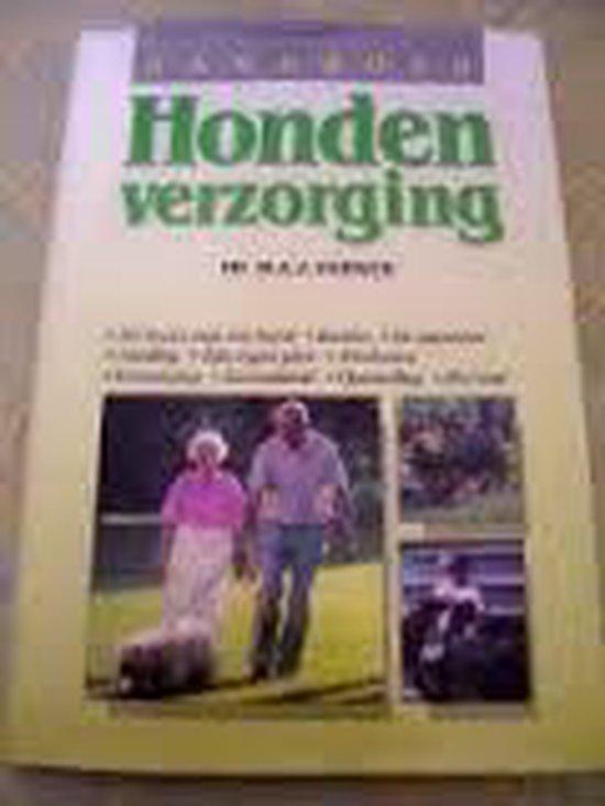 Handboek hondenverzorging - M.A.J. Verwer  