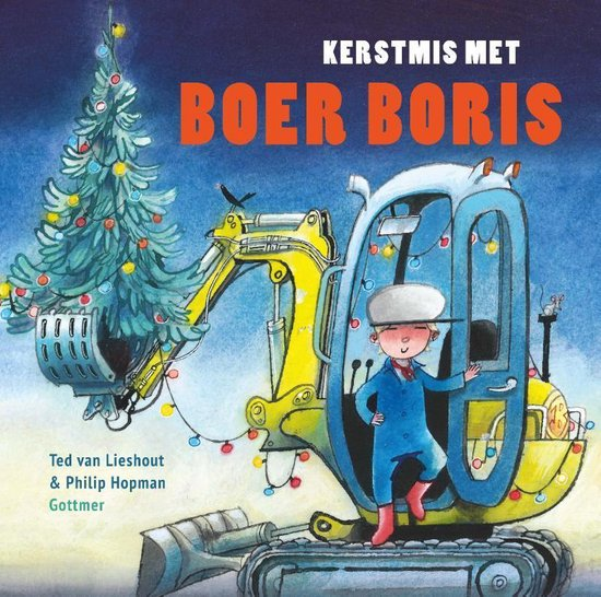 Boer Boris - Kerstmis met Boer Boris - Ted van Lieshout | Readingchampions.org.uk