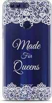 Honor 8 Hoesje Made for queens