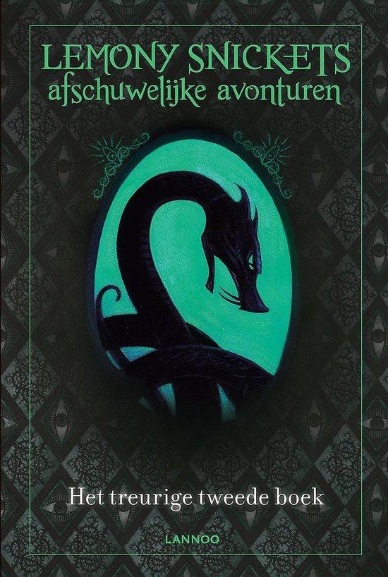 Lemony Snickets afschuwelijke avonturen 2 - Het treurige tweede boek - Lemony Snicket  
