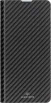 Flex Carbon Booktype Samsung Galaxy S10 hoesje - Zwart