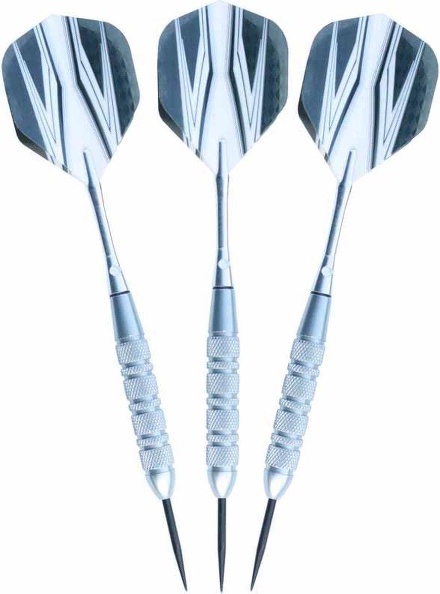 ABC Darts - Pentathlon Steeltip Dartpijlen Arctic - 23 gram
