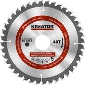 Kreator KRT020502 Universeel zaagblad 160 mm -  40T
