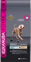 Eukanuba Dog Adult - Large Breed - Lam/Rijst - Hondenvoer - 12 kg