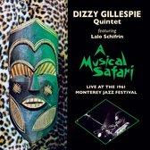 Musical Safari Live At Monterey