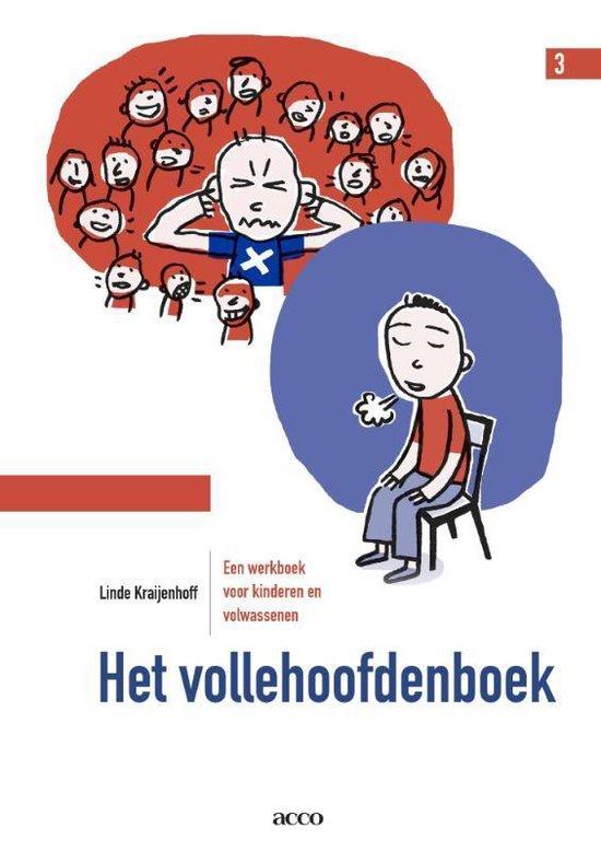 Boek cover Het vollehoofdenboek van Linde Kraijenhoff (Paperback)