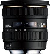 Sigma 10-20mm - f/4-5.6 EX DC HSM - geschikt voor Canon
