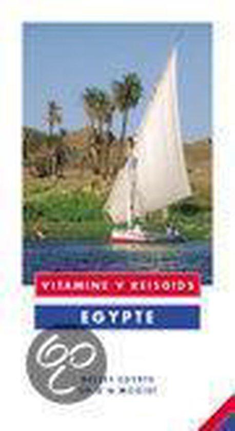 Vitamine v reisgids egypte - Auteur Onbekend  