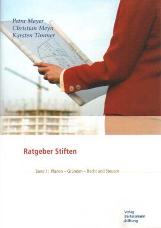 Ratgeber Stiften, Band 1
