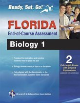Florida Biology 1 End-Of-Course Assessment Book + Online