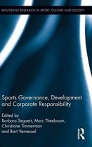 Sports Governance, Development and Corporate Responsibility