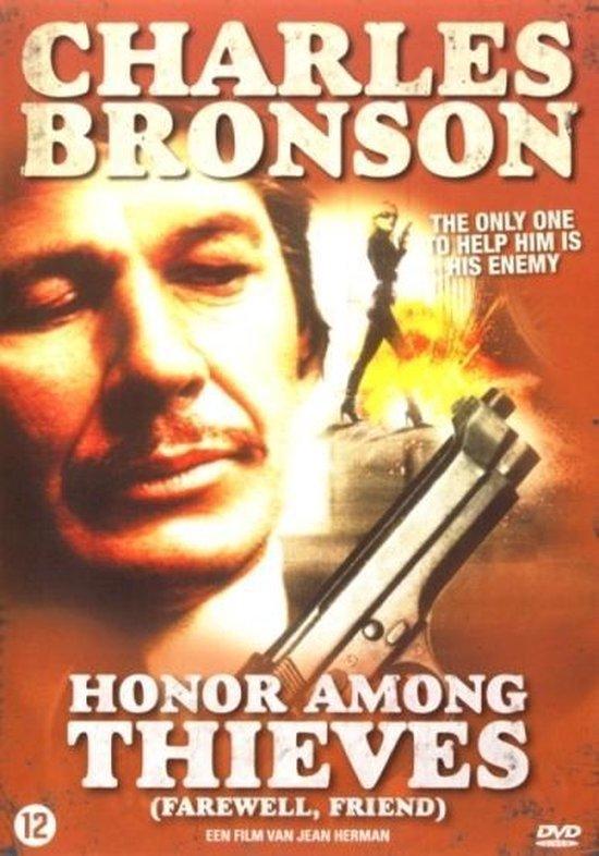 Cover van de film 'Honor Among Thieves'