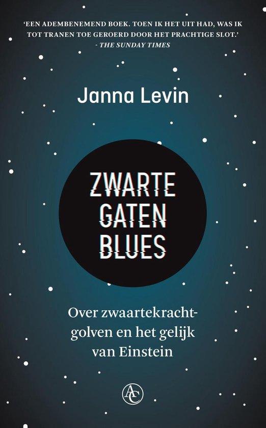 Zwarte gaten blues - Janna Levin  