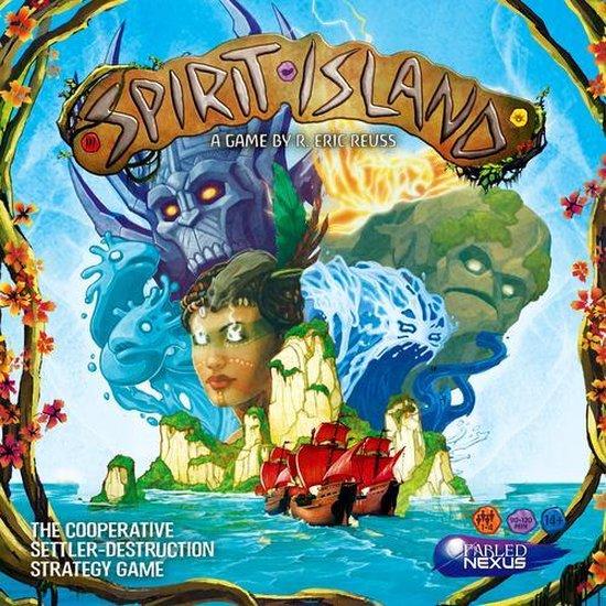 Afbeelding van het spel Spirit Island - EN