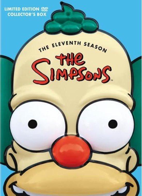 Cover van de film 'The Simpsons'