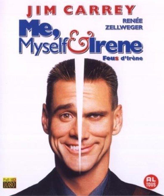 Cover van de film 'Me Myself And Irene'