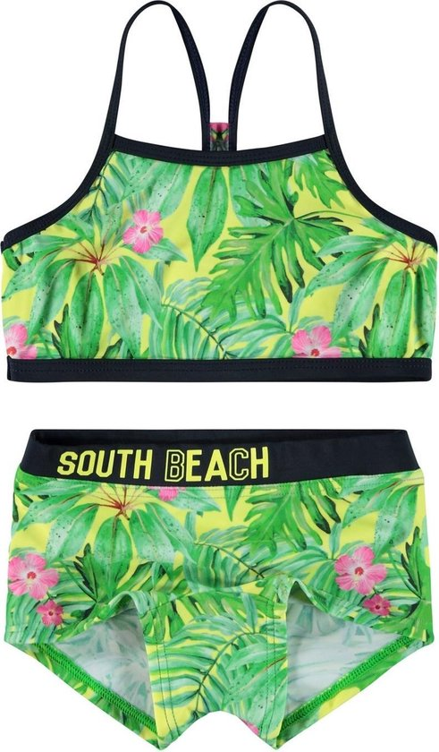 Ongekend bol.com   Name-it meisjes bikini Zarah Lemon Tonic - 158/164 BW-24
