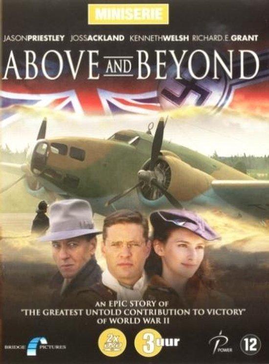 Cover van de film 'Above And Beyond'