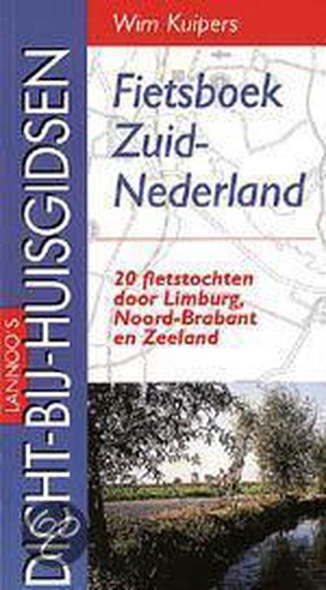 Fietsboek Zuid-Nederland - Wim Kuipers |