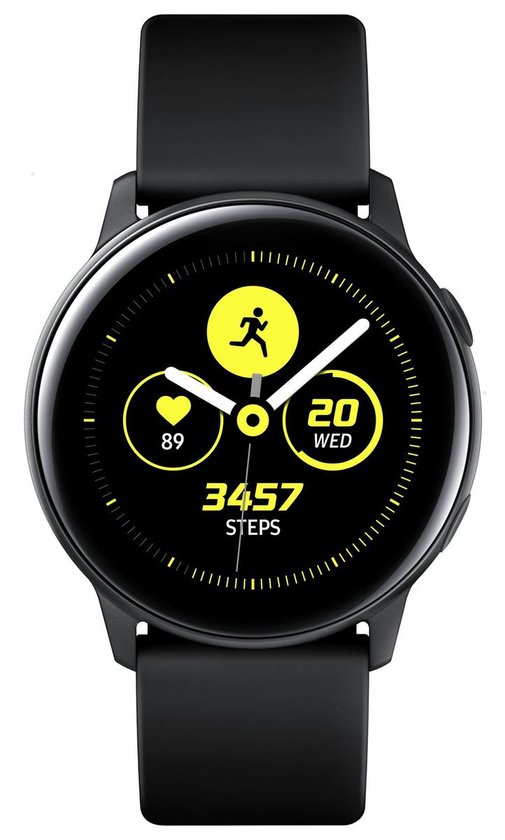 Samsung Galaxy Watch Active - Zwart