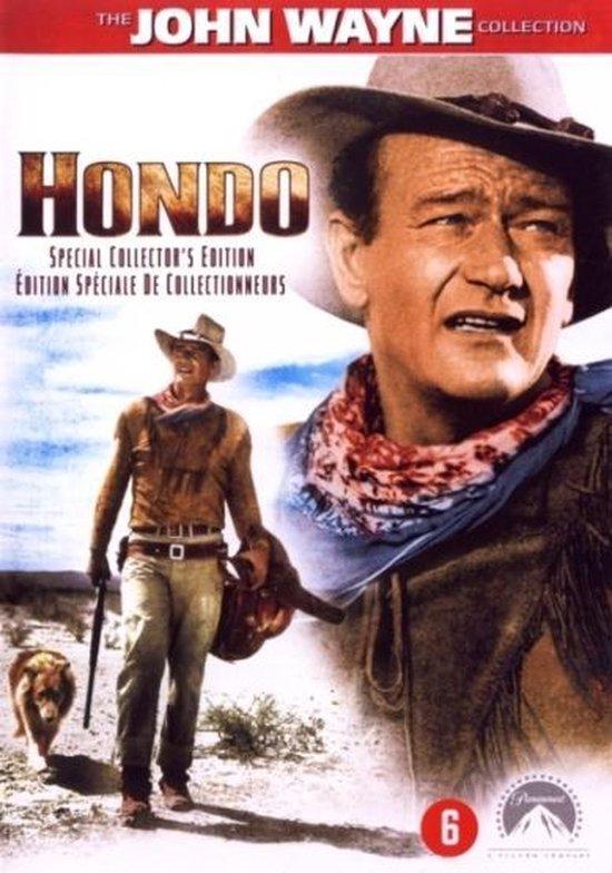Cover van de film 'Hondo'