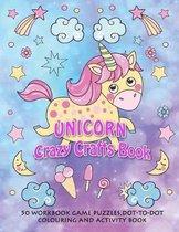 Unicorn Crazy Crafts Book
