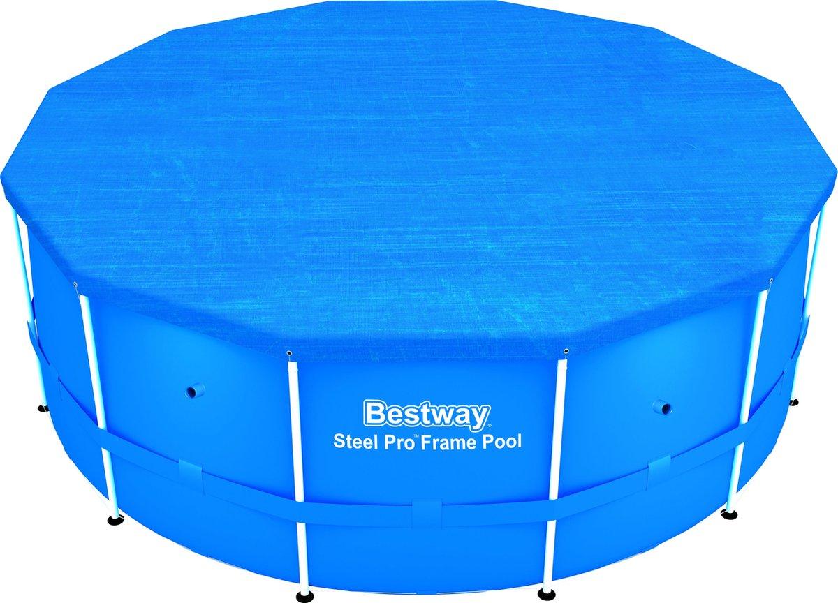 Bestway Pool Cover Steel Pro - Zwembad afdekzeil
