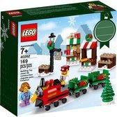 Kerst LEGO Treinrit - 40262