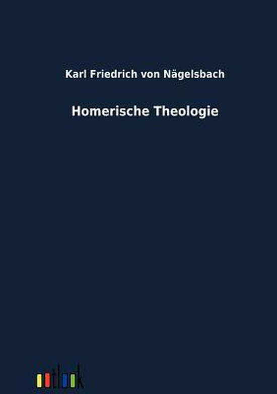 Homerische Theologie