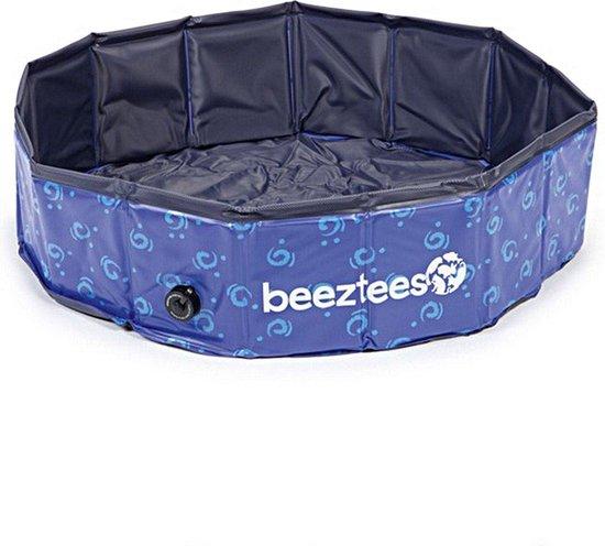 Beeztees Doggy Dip - Hondenzwembad- Blauw - 80x80x20 cm