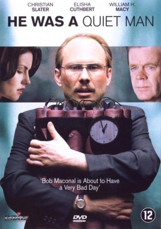 Cover van de film 'He was a Quiet man'