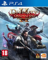 Divinity: Original Sin 2 (Definitive Edition) (PS4)