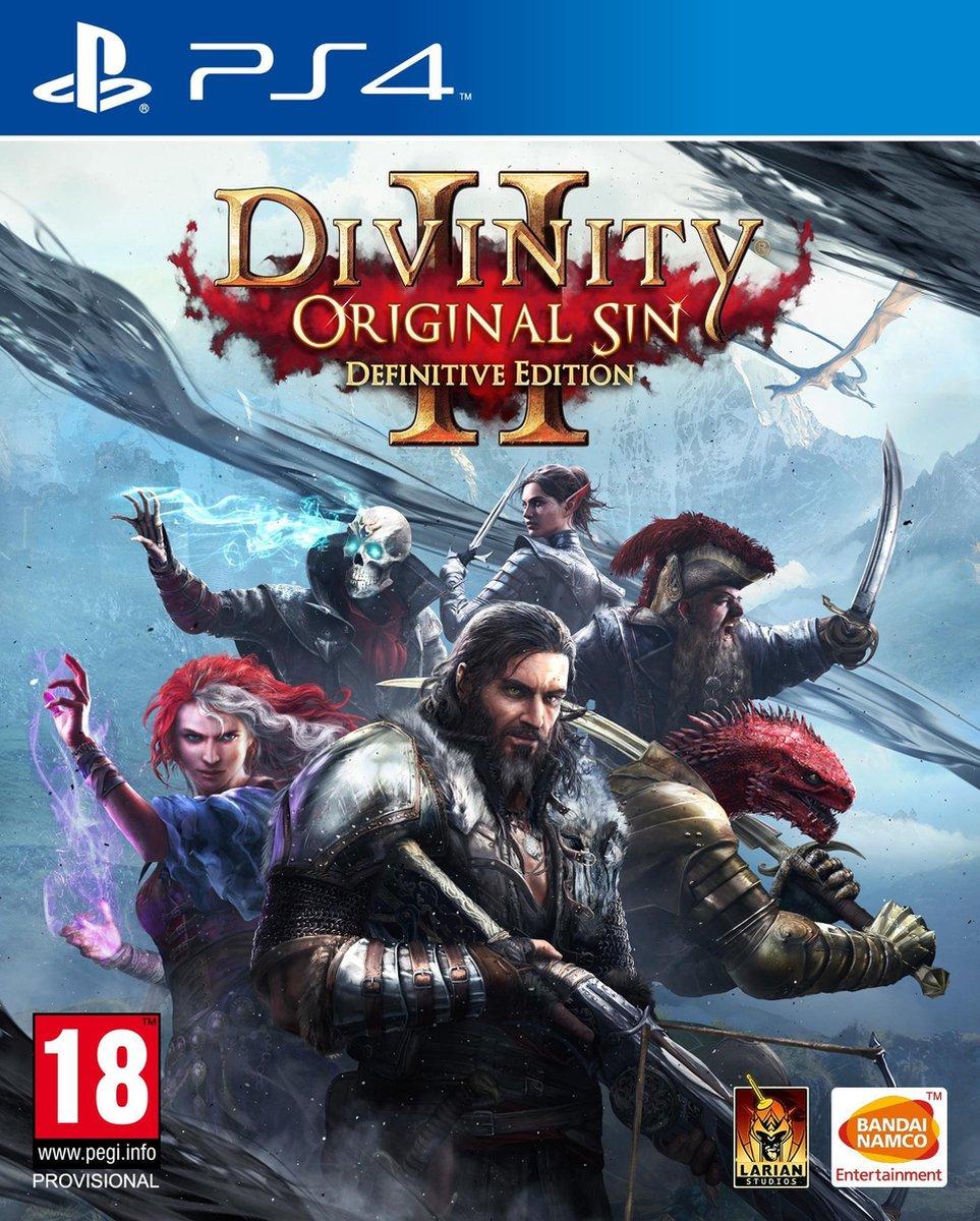 Divinity: Original Sin II Definitive Edition - Merkloos