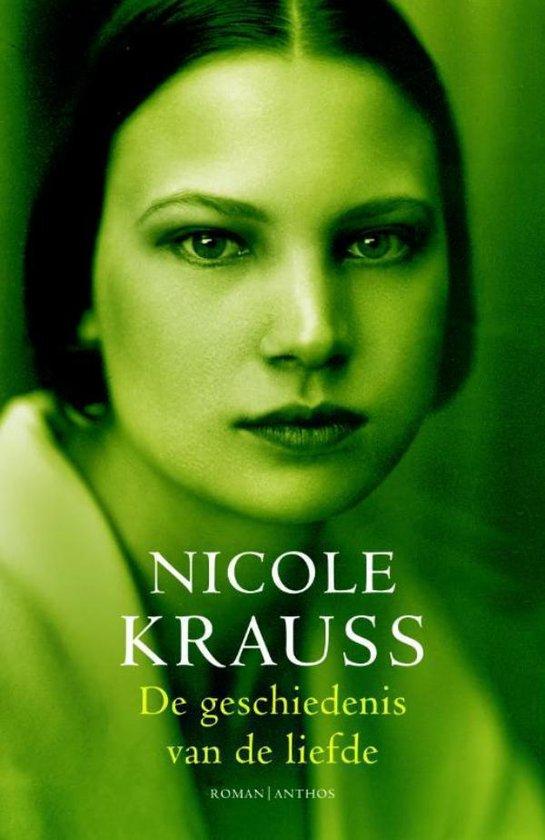 De Geschiedenis Van De Liefde - Nicole Krauss pdf epub
