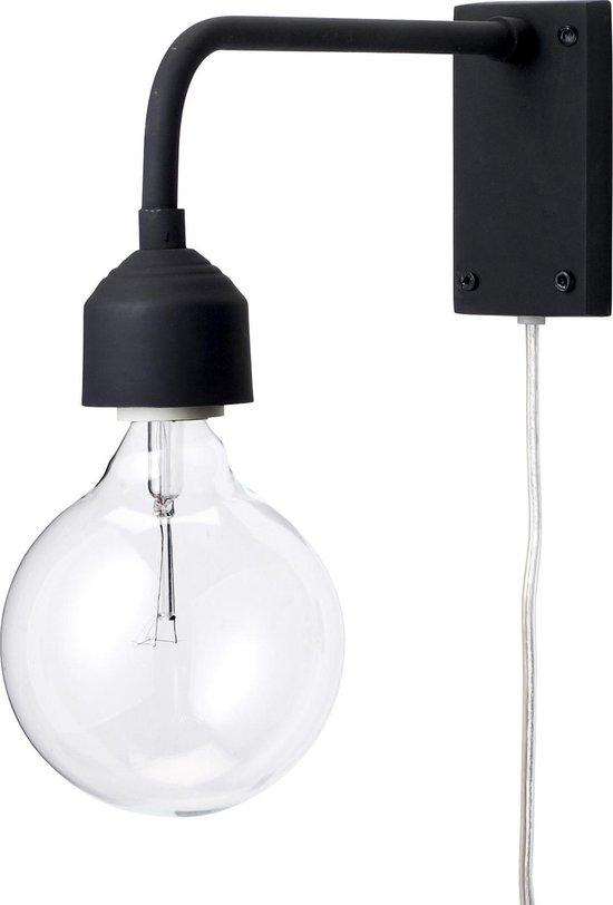 Bloomingville - Wandlamp - Zwart