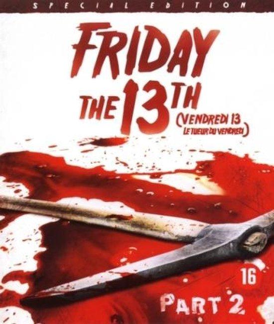 Cover van de film 'Friday 13th Deel 2'