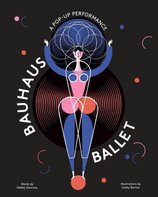 Boek cover Bauhaus Ballet van Gabby Dawnay (Hardcover)
