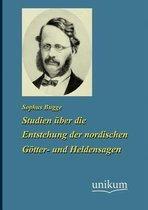 Boek cover Studien ber Die Enstehung Der Nordischen G tter- Und Heldensagen van Sophus Bugge