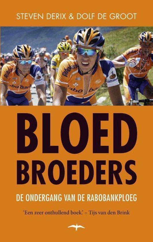 Bloedbroeders - Steven Derix pdf epub