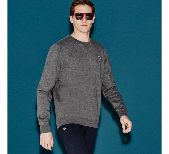 Lacoste Men\'s Sport Crewneck Fleece Tennis Sweatshirt Heren Sporttrui Casual