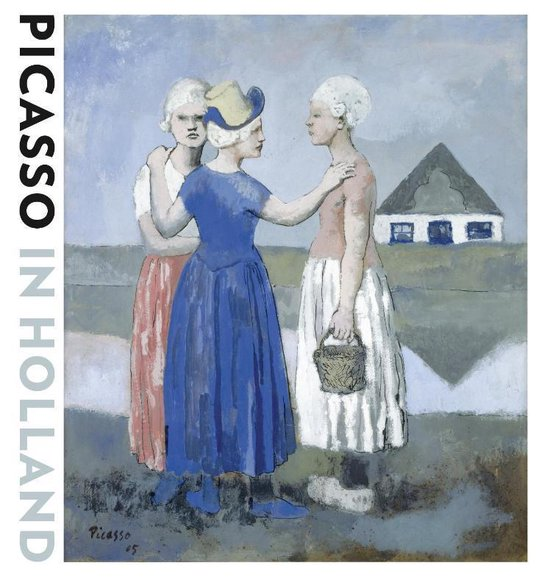 Picasso in Holland - Marilyn Mccully |