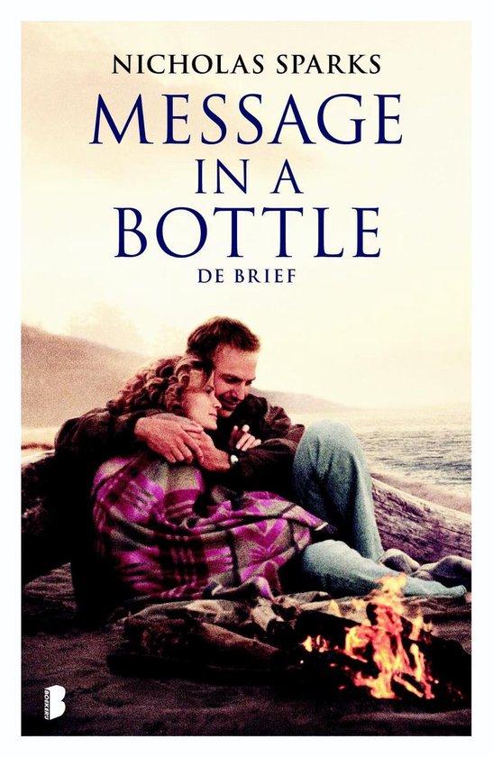 Message in a Bottle / De brief - Nicholas Sparks   Readingchampions.org.uk