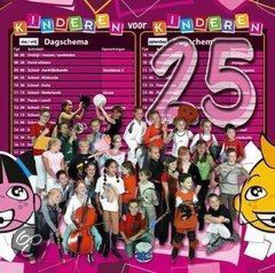 CD cover van Deel 25 van Kinderen voor Kinderen