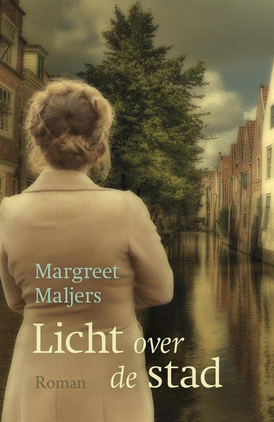 Licht over de stad - Margreet Maljers |