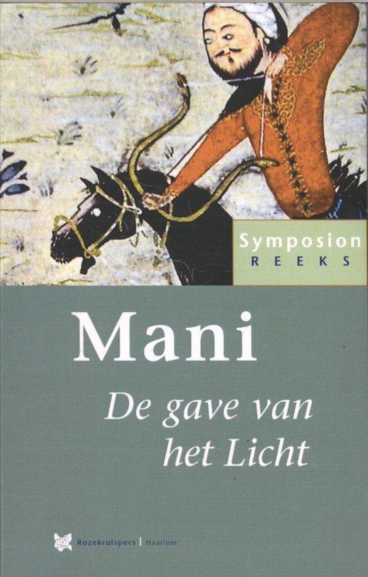 Symposionreeks 13 - Mani de levende - Hans van Oort |