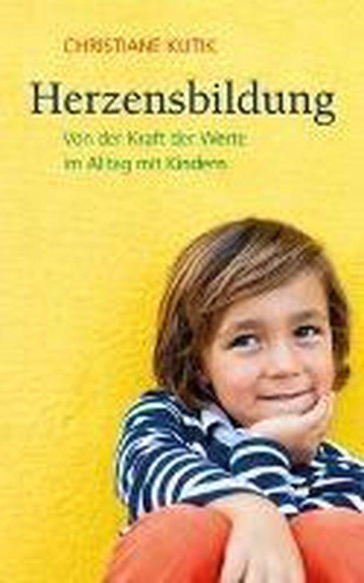 Boek cover Herzensbildung van Christiane Kutik (Hardcover)