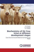 Biochemistry of Gir Cow Urine at Different Development Stages